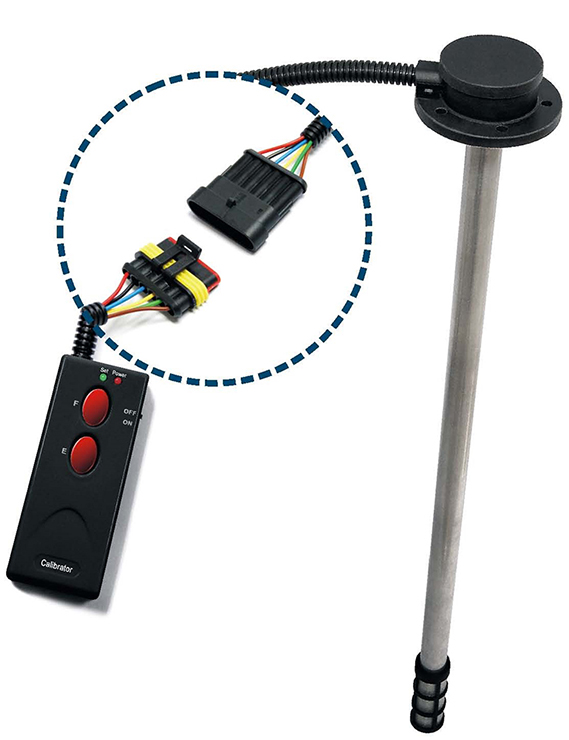 capacitance fuel level sensor, fuel level monitoring in gps tracking